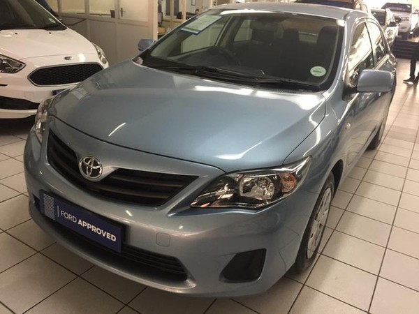 2017 Toyota Corolla Quest 1.6 Auto Free State Bloemfontein_0