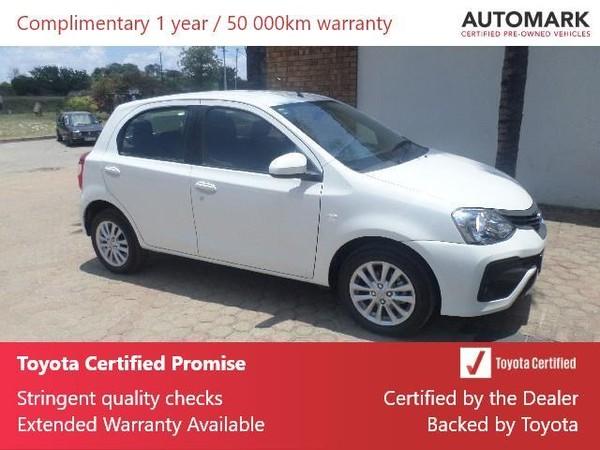 2019 Toyota Etios 1.5 Xs 5dr  Limpopo Messina_0