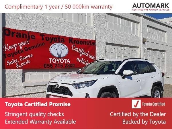 2019 Toyota Rav 4 2.0 GX Free State Kroonstad_0