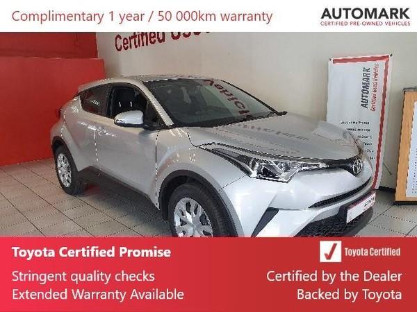 2019 Toyota C-HR 1.2T Gauteng Springs_0
