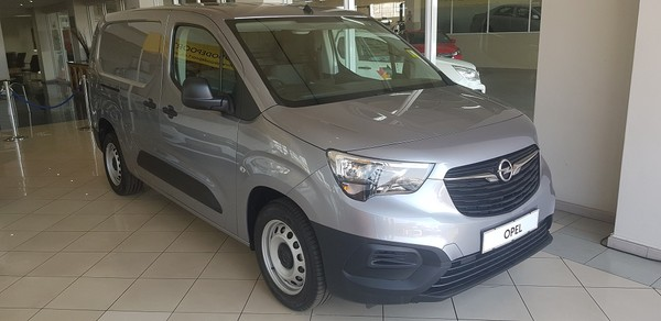 2019 Opel Combo Cargo 1.6TD LWB FC PV Gauteng Roodepoort_0