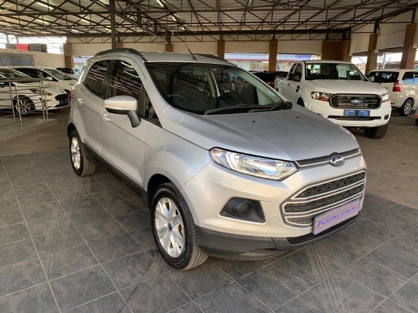 2015 Ford EcoSport 1.0 Ecoboost Trend Limpopo Polokwane_0
