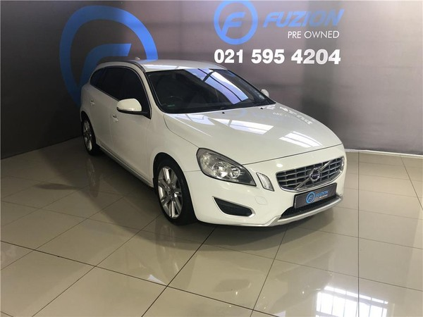 2013 Volvo V60 T5 Excel Powershift Western Cape Goodwood_0