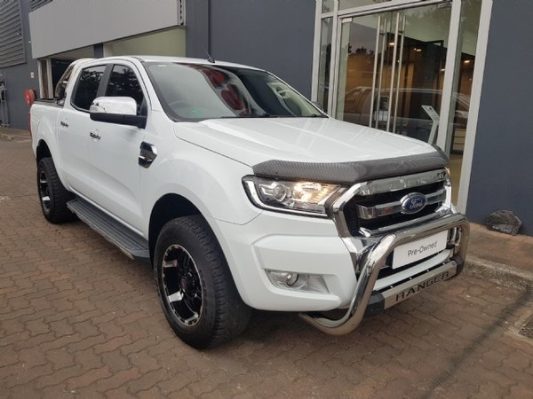 2017 Ford Ranger 3.2TDCi XLT 4X4 Auto Double Cab Bakkie Kwazulu Natal Pietermaritzburg_0