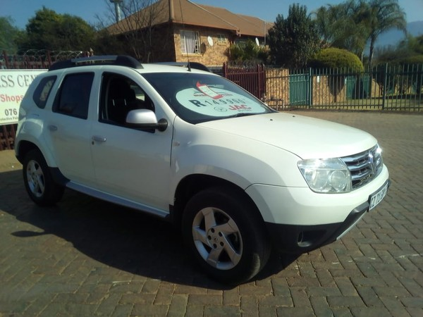 2014 Renault Duster 1.5 dCI Dynamique North West Province Hartbeespoort_0