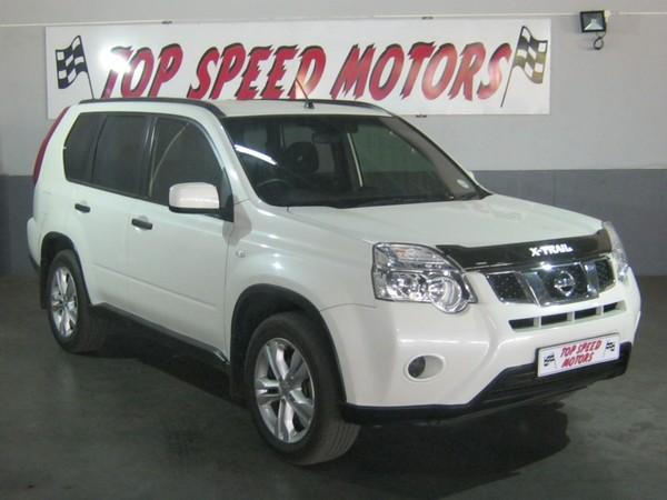 2013 Nissan X-Trail 2.0 Dci 4x2 Xe r82r88  Gauteng Vereeniging_0