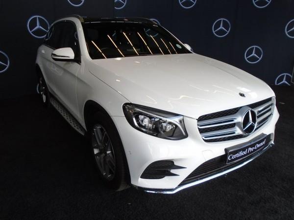 2017 Mercedes-Benz GLC 350d AMG Gauteng Bedfordview_0