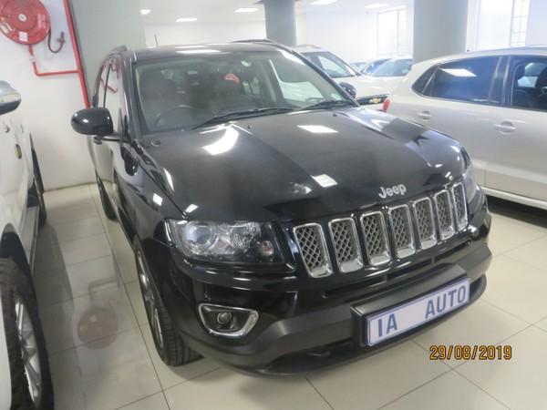 2014 Jeep Compass 2.0 Ltd  Gauteng Johannesburg_0