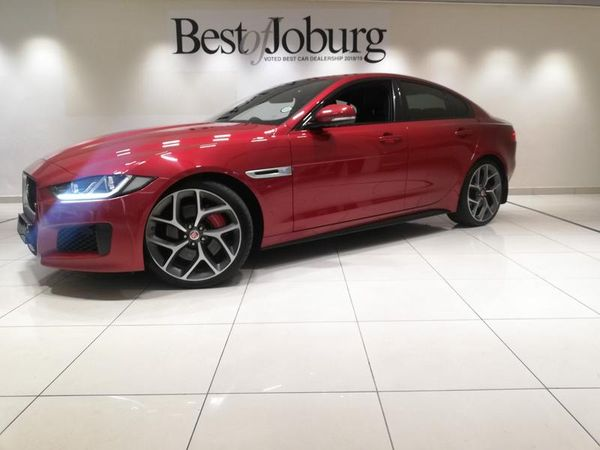 2018 Jaguar F-TYPE 2.0i4 Coupe Auto Gauteng Rivonia_0