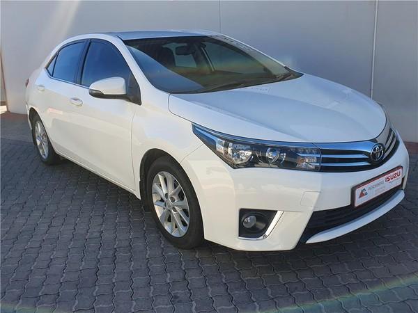 2016 Toyota Corolla 1.8 High Western Cape Vredenburg_0