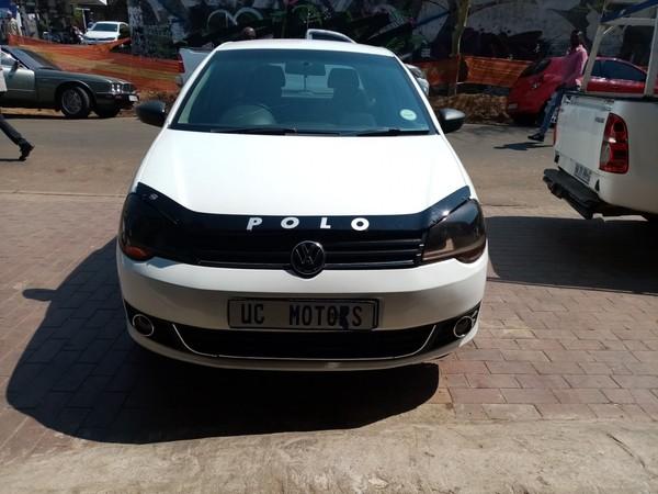 2015 Volkswagen Polo Vivo 1.4 Trendline Gauteng Germiston_0