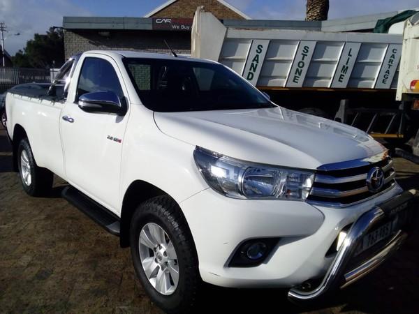 2016 Toyota Hilux 2.8 GD-6 Raider 4x4 Single Cab Bakkie Western Cape Plumstead_0