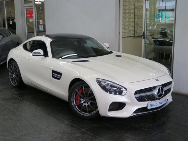 2015 Mercedes-Benz AMG GT S 4.0 V8 Coupe Western Cape Paarl_0