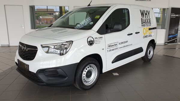 2020 Opel Combo Cargo 1.6TD FC PV North West Province Klerksdorp_0