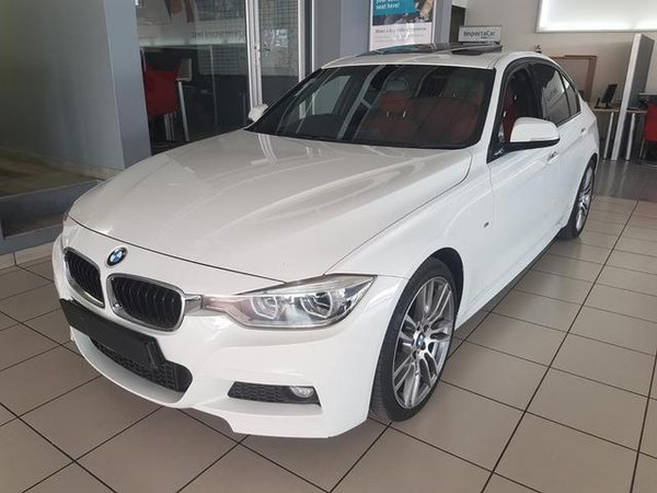 2016 BMW 3 Series 320i Coupe Sport At e92  North West Province Brits_0