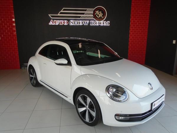 2015 Volkswagen Beetle 1.2 Tsi Design  Gauteng Kempton Park_0
