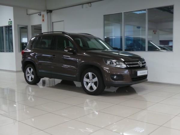 2012 Volkswagen Tiguan 1.4 Tsi Bmot Tren-fun 118kw  Kwazulu Natal Durban_0