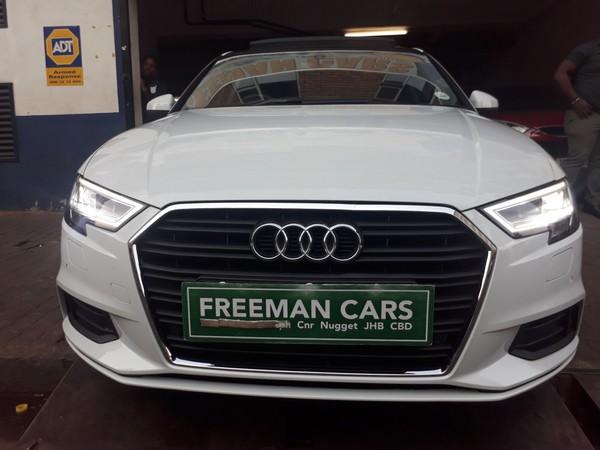 2017 Audi A3 1.0 TFSI Gauteng Johannesburg_0
