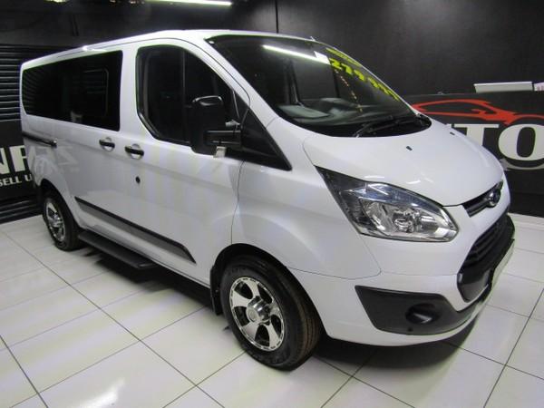 2013 Ford Tourneo 2.2D Ambiente SWB Gauteng Boksburg_0