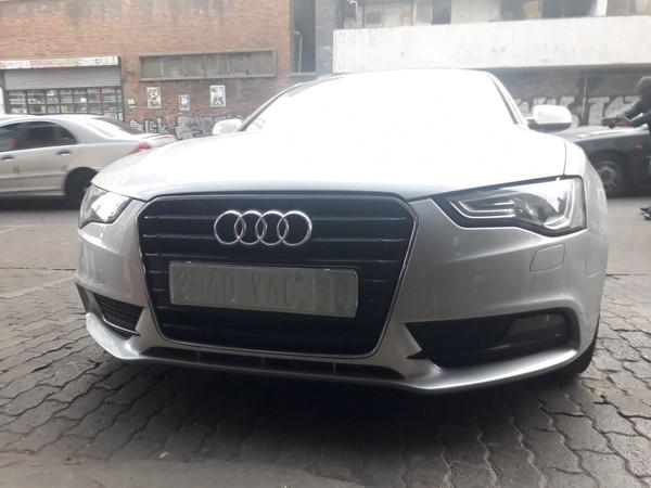 2015 Audi A5 2.0T FSI Multi Gauteng Johannesburg_0