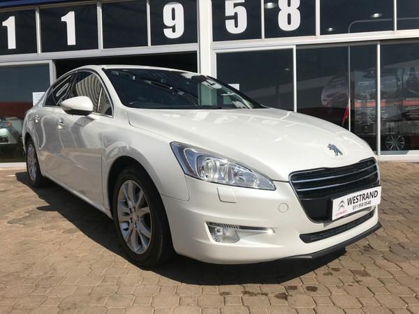 2013 Peugeot 508 1.6 Thp Allure At  Gauteng Roodepoort_0