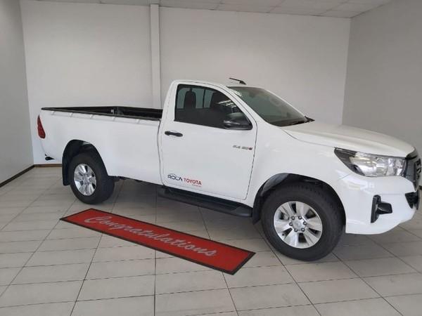 2019 Toyota Hilux 2.4 GD-6 RB SRX Single Cab Bakkie Western Cape Bredasdorp_0