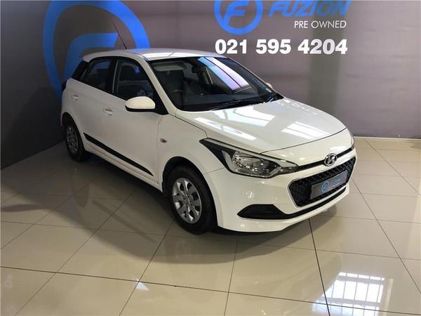 2017 Hyundai i20 1.2 Motion Western Cape Goodwood_0