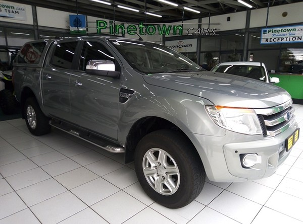 2014 Ford Ranger 3.2tdci Xlt 4x4 At Pu Dc  Kwazulu Natal Pinetown_0