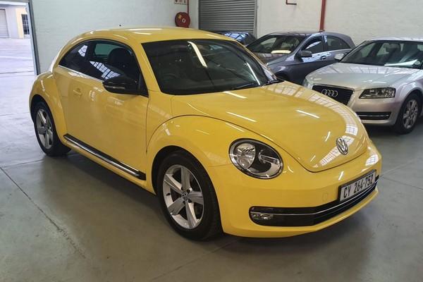 2012 Volkswagen Beetle 1.4 Tsi Sport  Western Cape Maitland_0