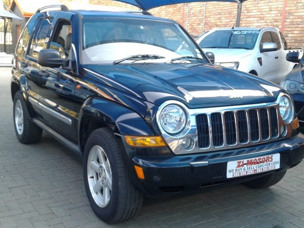 2005 Jeep Cherokee 2.8 Crd Limited At  North West Province Brits_0