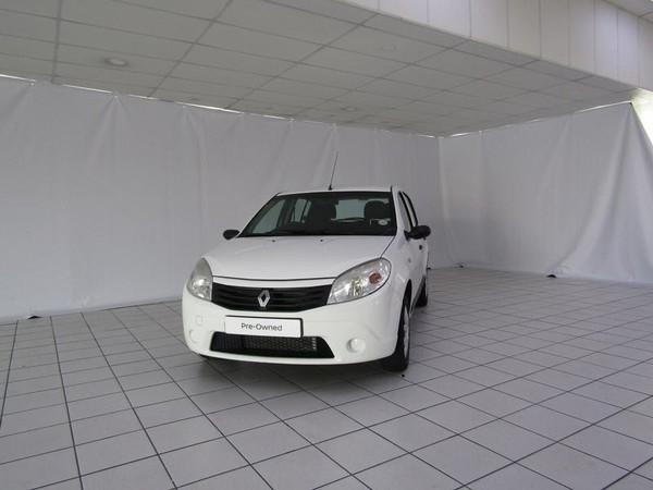 2011 Renault Sandero 1.6 Expression  Western Cape Milnerton_0