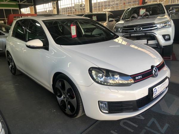 2012 Volkswagen Golf Vi Gti 2.0 Tsi Dsg  Free State Bloemfontein_0
