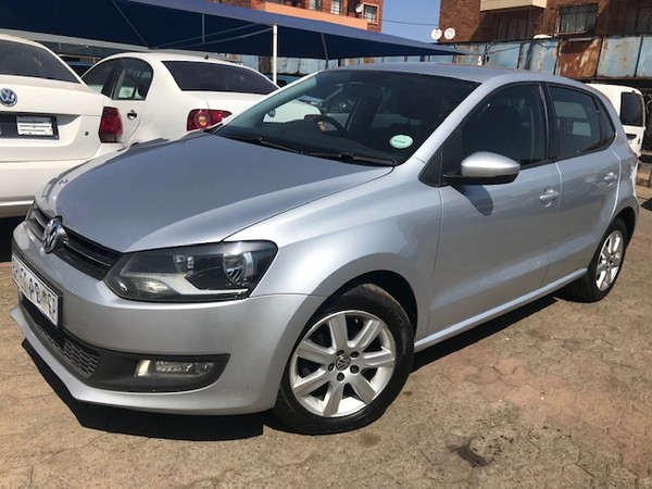 2011 Volkswagen Polo 1.4 Comfortline 5dr  Gauteng Roodepoort_0