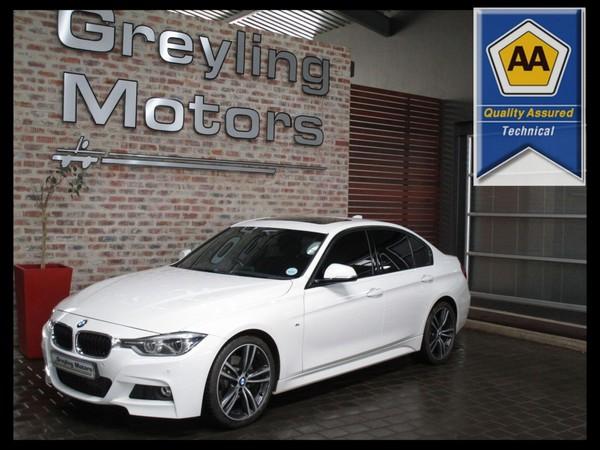 2017 BMW 3 Series 330D Auto M-SPORT Gauteng Pretoria_0