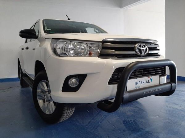 2018 Toyota Hilux 2.4 GD-6 SRX 4X4 Double Cab Bakkie Auto Free State Bloemfontein_0