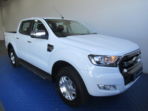 2017 Ford Ranger 3.2TDCi XLT Double Cab Bakkie Western Cape George_0