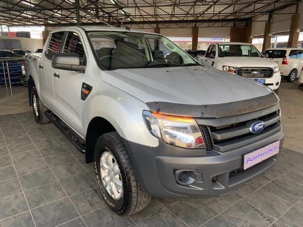 2015 Ford Ranger 2.2tdci Xl Pu Dc  Limpopo Polokwane_0