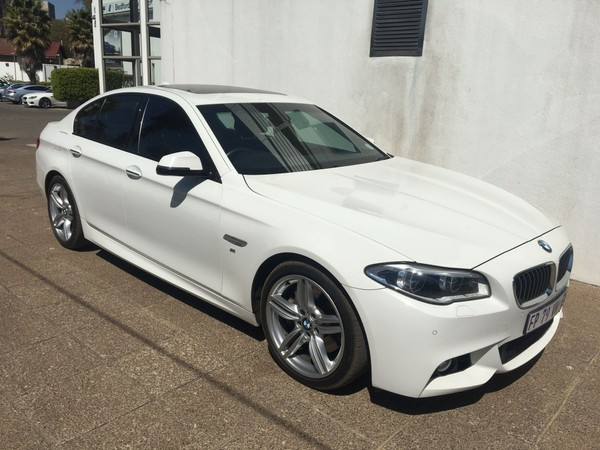 2017 BMW 5 Series 535d M Sport Auto Gauteng Germiston_0