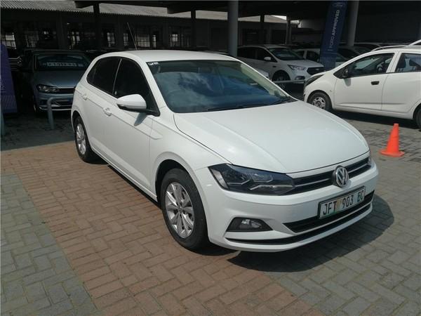 2018 Volkswagen Polo 1.0 TSI Comfortline DSG Eastern Cape East London_0
