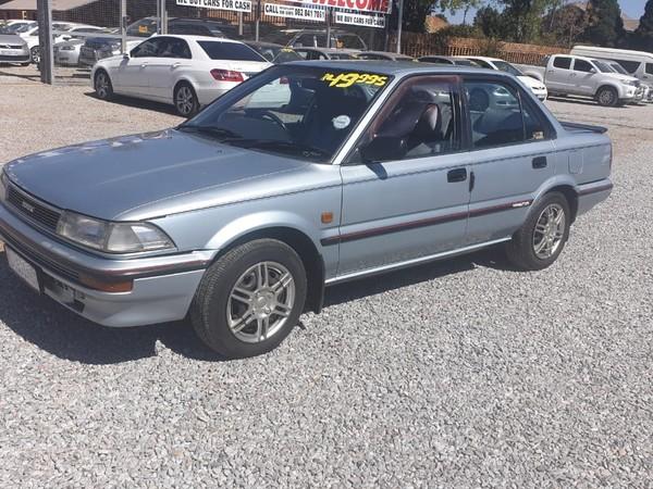 1991 Toyota Corolla 1.6 Gls Sprinter  Gauteng Lenasia_0