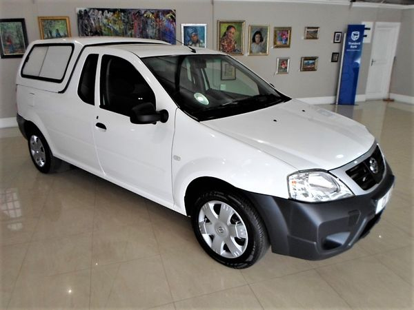 2016 Nissan NP200 1.6 Ac Pu Sc  Western Cape Knysna_0