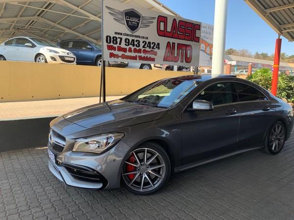 2018 Mercedes-Benz CLA-Class NavigationPDCSunroof Gauteng Randburg_0