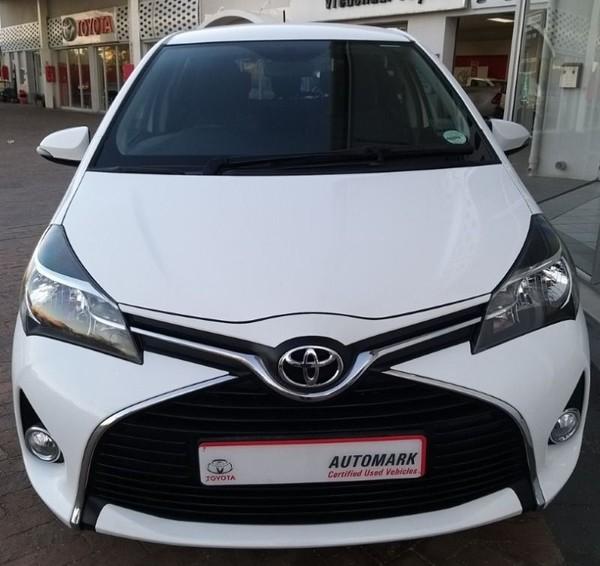 2016 Toyota Yaris 1.0 5-Door Western Cape Vredendal_0