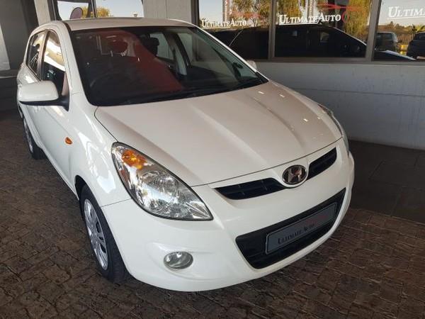 2012 Hyundai i20 1.6  Gauteng Vanderbijlpark_0
