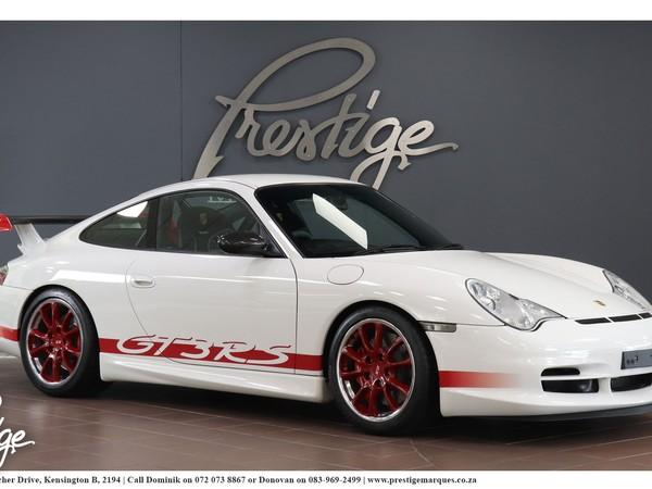 2004 Porsche 911 Gt3 Rs 996  Gauteng Randburg_0