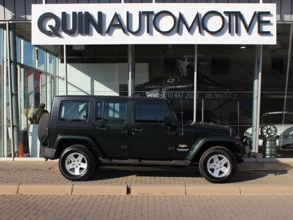 2010 Jeep Wrangler 2.8 Crd Unltd Sahar At  Gauteng Roodepoort_0