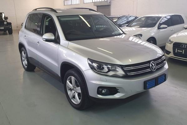 2014 Volkswagen Tiguan 2.0 Tdi Trk-fld 4mot Dsg  Western Cape Maitland_0