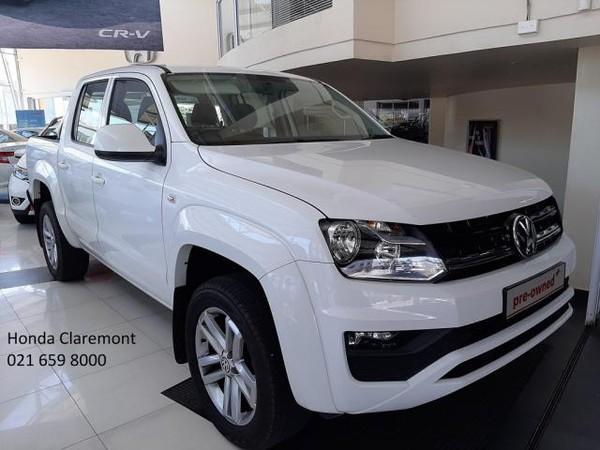 2019 Volkswagen Amarok 2.0TDi C-LINE 103KW Double Cab Bakkie Western Cape Claremont_0