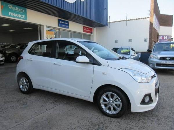 2015 Hyundai Grand i10 1.25 Motion Kwazulu Natal Durban_0