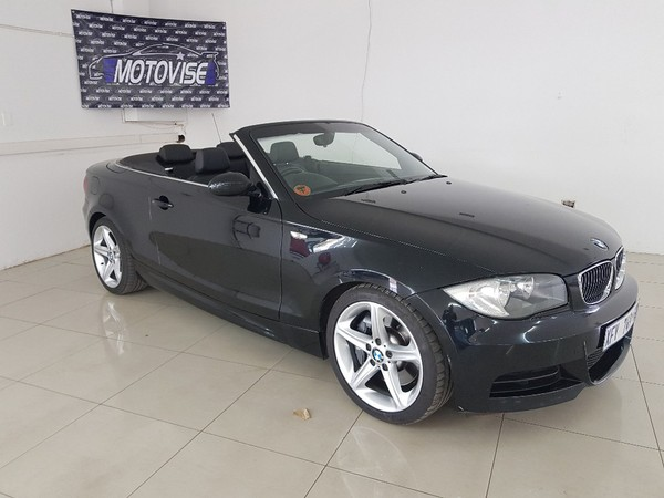 2008 BMW 1 Series 135i Convert Sport At  Gauteng Vereeniging_0